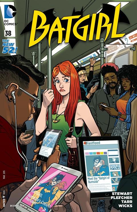 Batgirl #038 Free Download