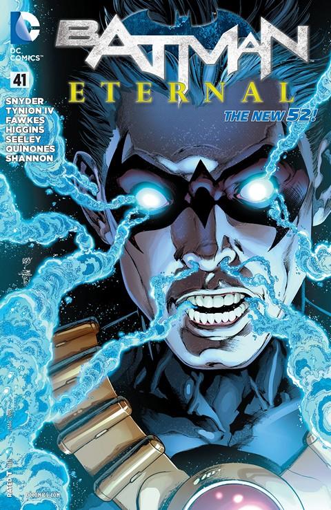 Batman Eternal #41 Free Download