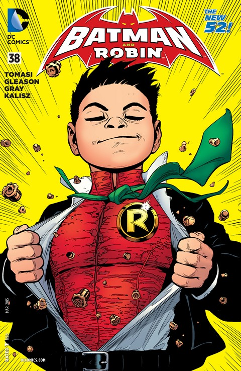 Batman and Robin #034-038 Free Download