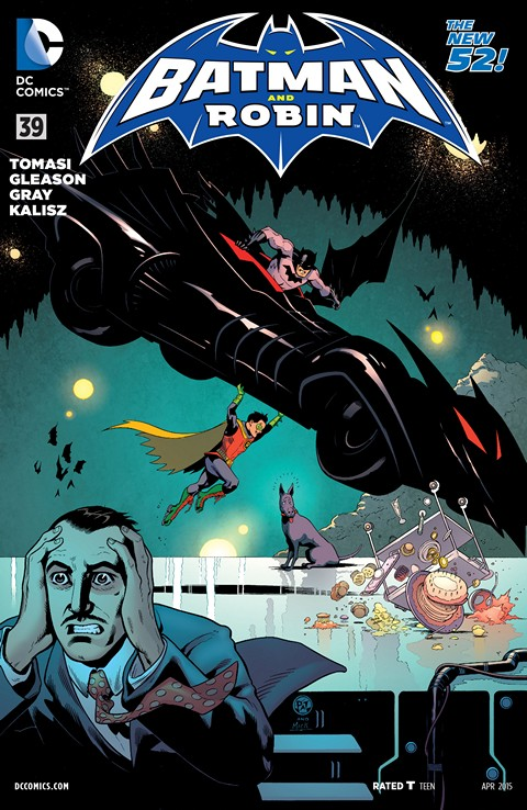 Batman and Robin #39 Free Download