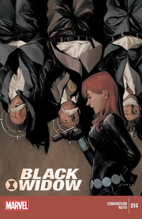 Black Widow #014 Free Download