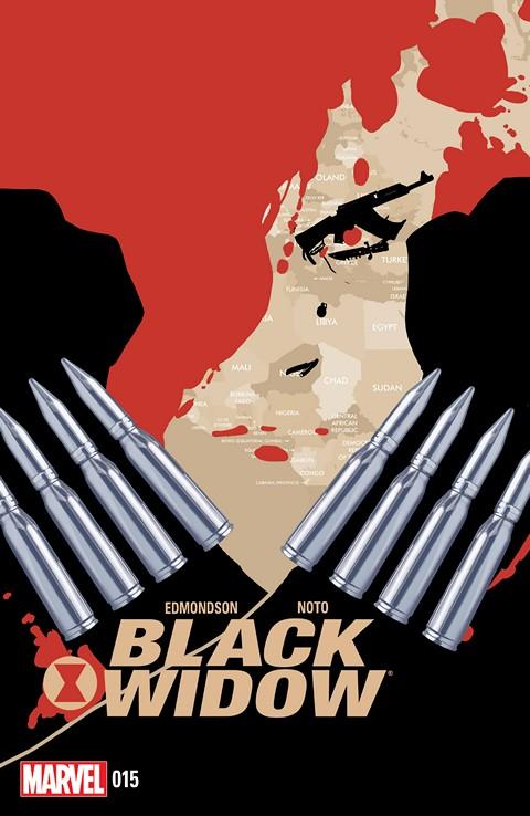 Black Widow #15 Free Download