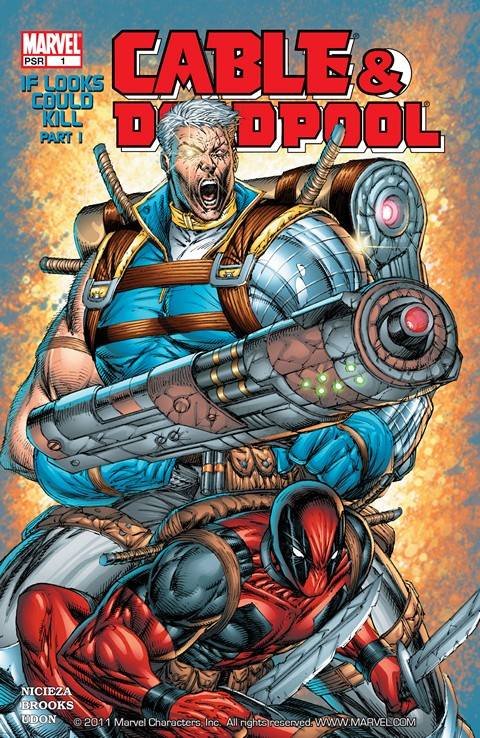 Cable & Deadpool #001 – 050 Free Download