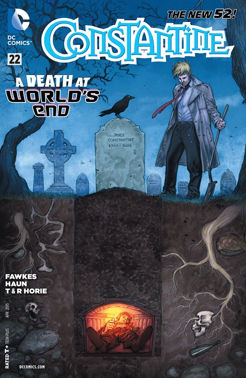 Constantine #22 Free Download