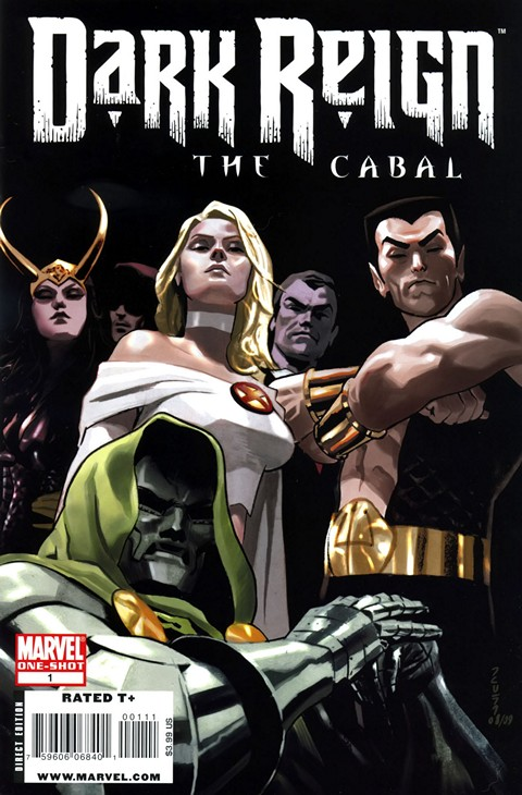 Dark Reign – The Cabal #1 Free Download