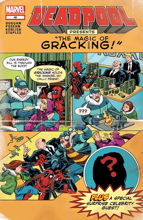 Deadpool #040 Free Download