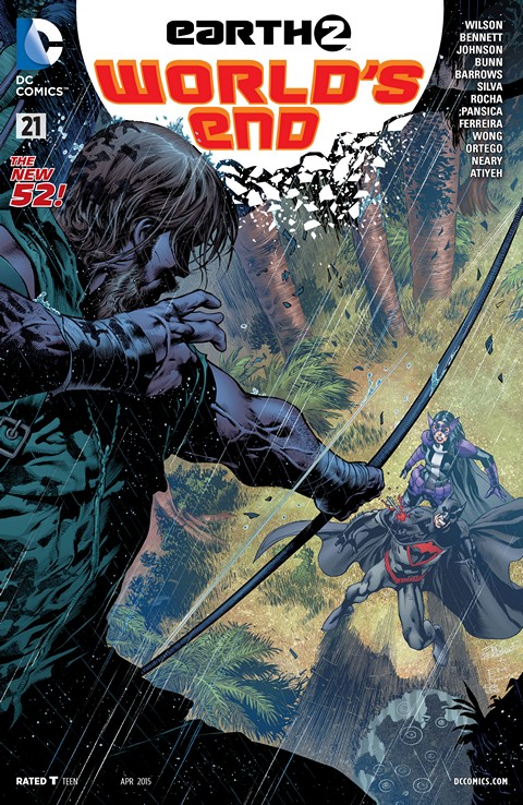 Earth 2 – World's End #21 Free Download