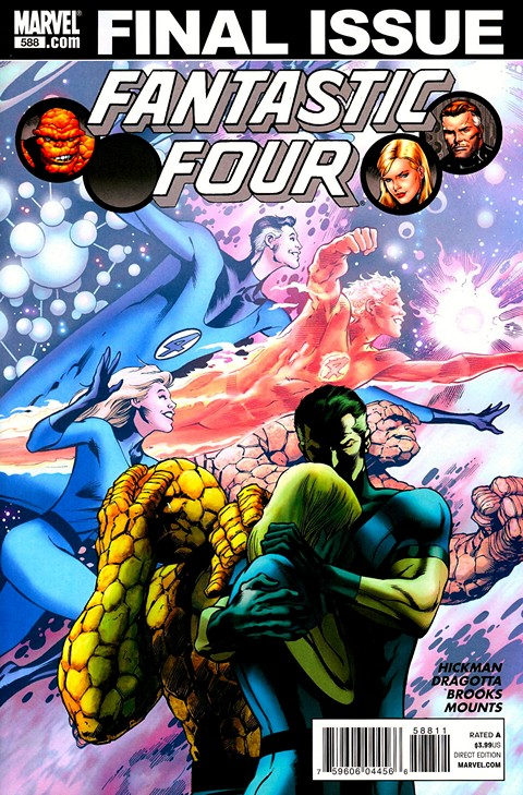 Fantastic Four #570-588 Free Download