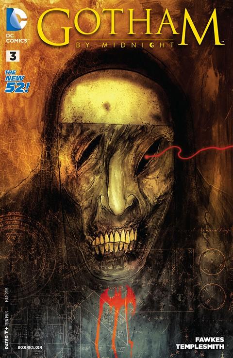 Gotham by Midnight #001-003 Free Download