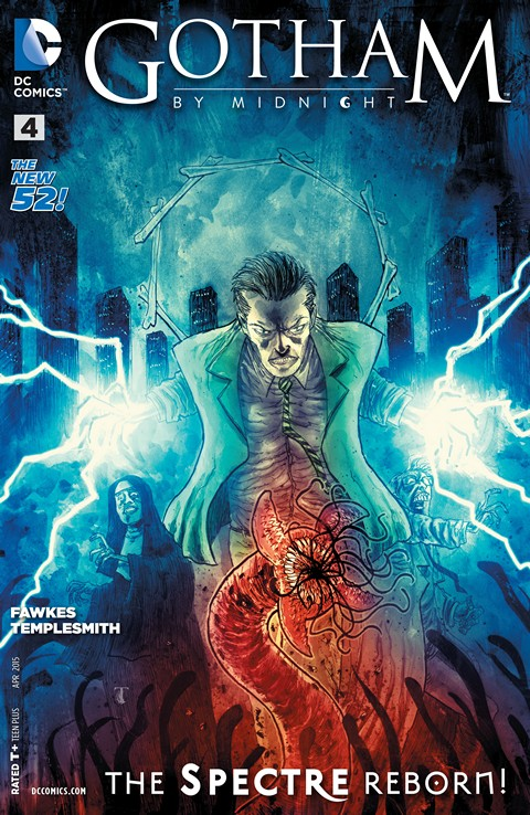 Gotham by Midnight #4 Free Download