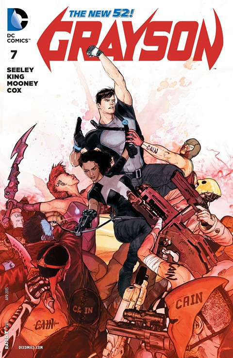 Grayson #7 Free Download