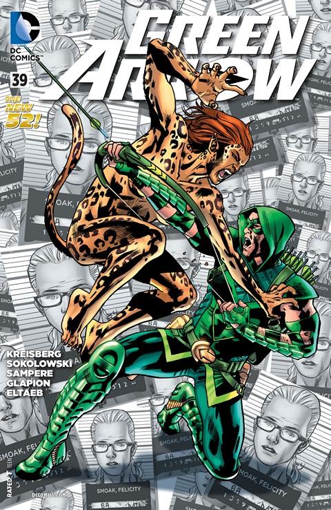 Green Arrow #39 Free Download