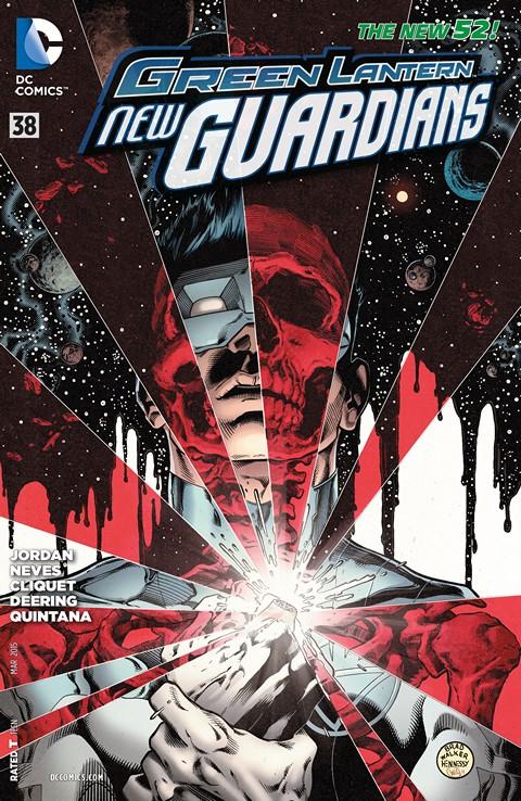 Green Lantern – New Guardians #038 Free Download