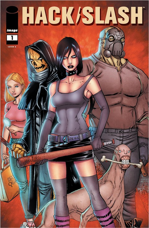 Hack-Slash #1 – 25 Free Download
