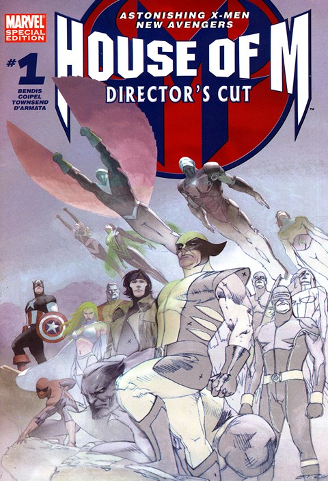 House of M #1-8 Free Download