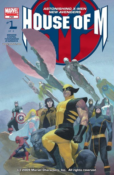 House of M (Story Arc) (2005)