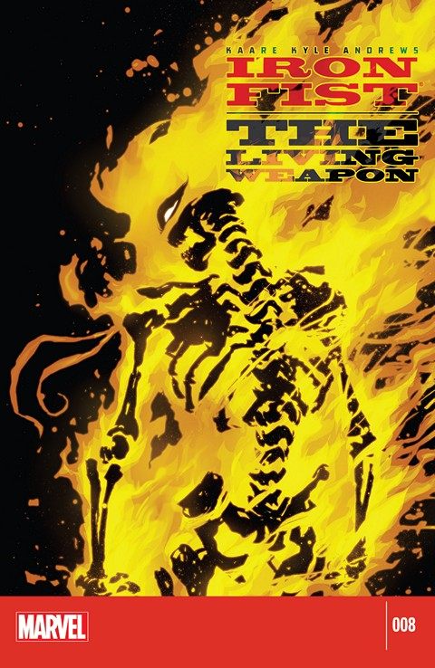 Iron Fist – The Living Weapon #001-008 Free Download