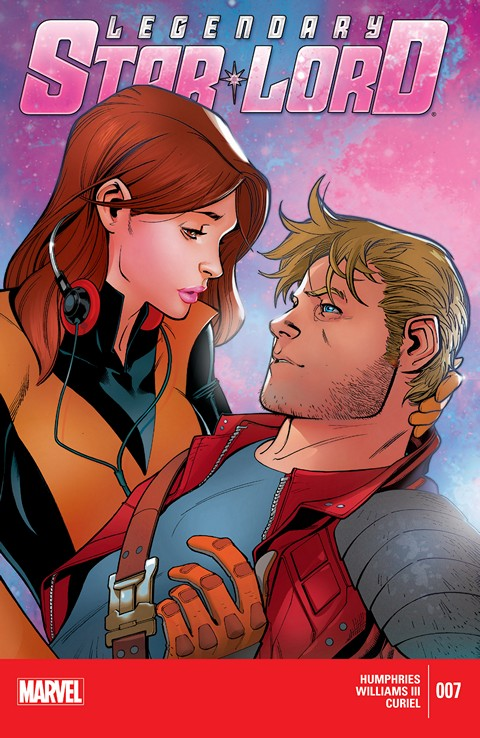 Legendary Star-Lord #1 – 8 (2014-2015)