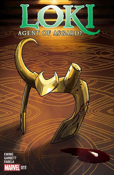 Loki – Agent of Asgard #11 Free Download