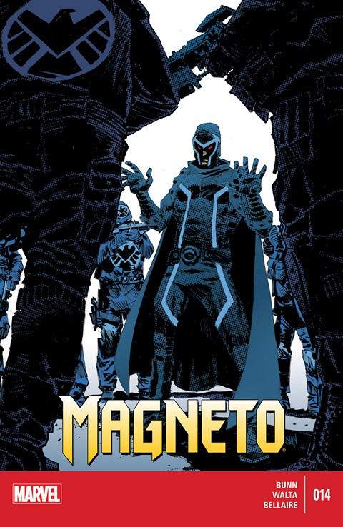 Magneto #011-014 Free Download