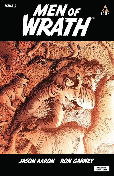 Men of Wrath #5 Free Download