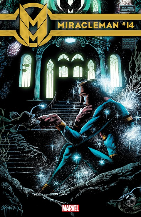 Miracleman #014 Free Download
