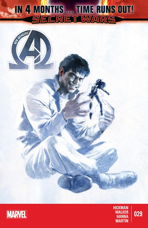 New Avengers #29 Free Download