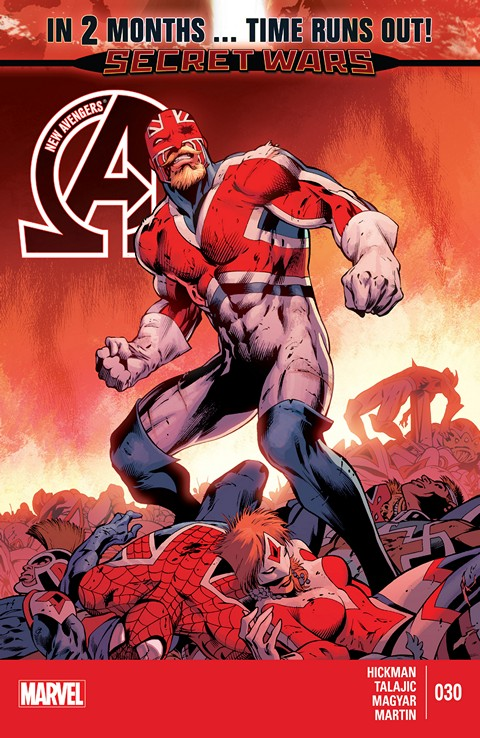 New Avengers #30 Free Download