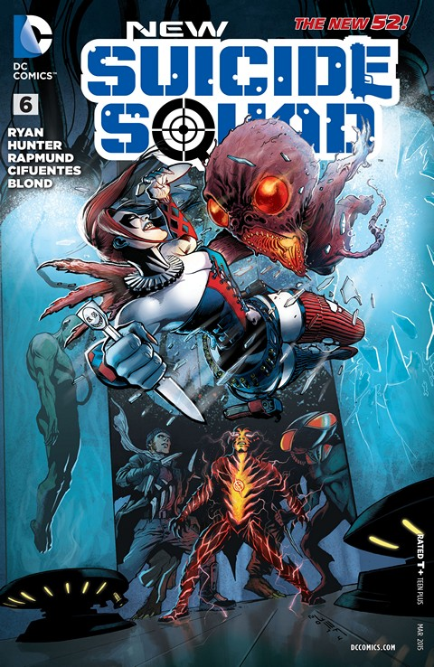 New Suicide Squad #001-006 Free Download