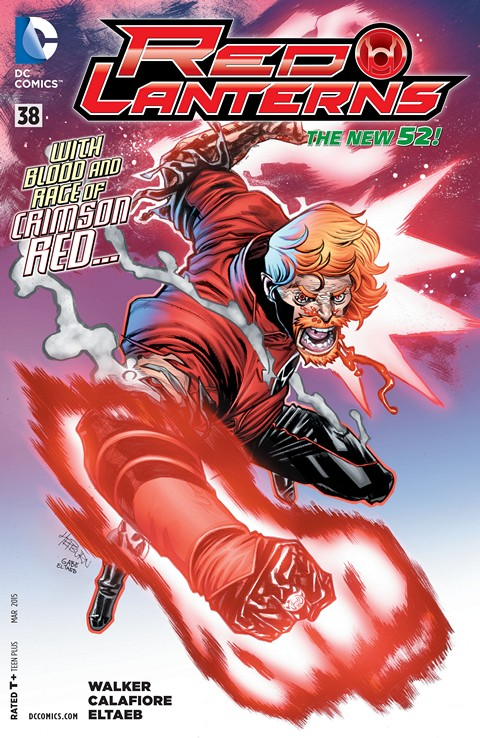 Red Lanterns #038 Free Download