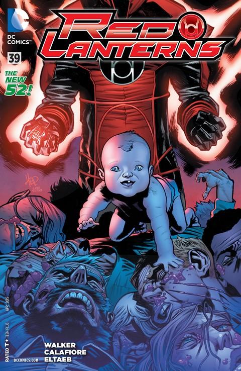 Red Lanterns #39 Free Download