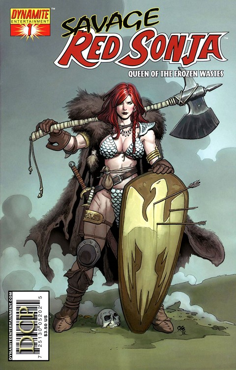 Red Sonja – Queen of the Frozen Wastes #1 – 4 Free Download