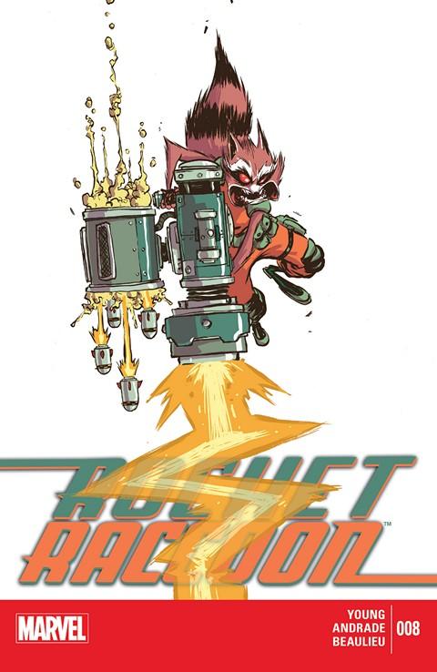 Rocket Raccoon #8 Free Download