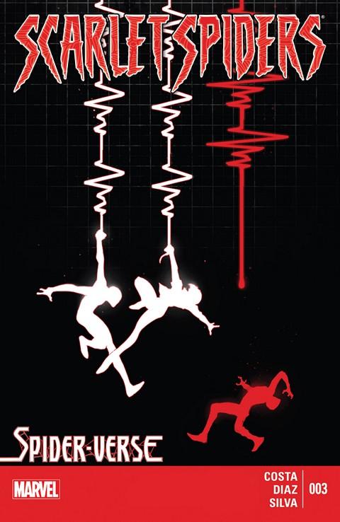 Scarlet Spiders #01-03 Free Download