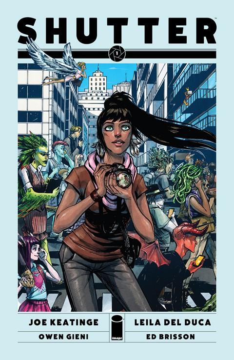 Shutter #1 – 30 + TPB Vol. 1 – 5 (2014-2017)