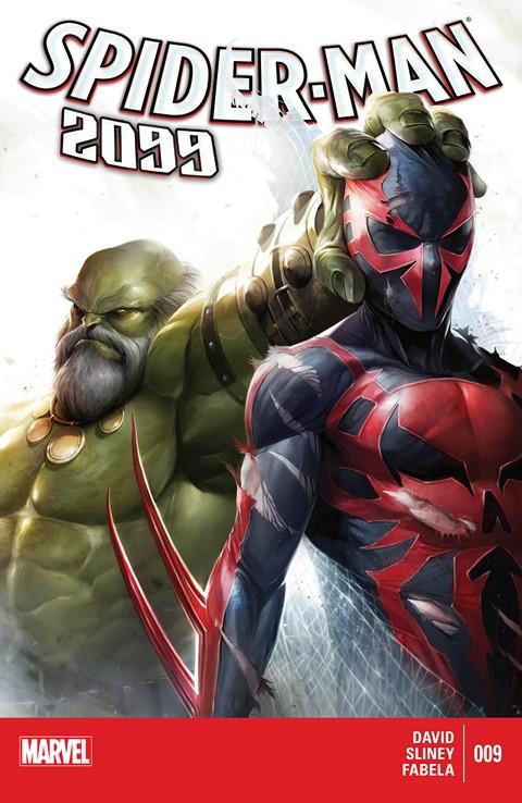 Spider-Man 2099 #9 Free Download