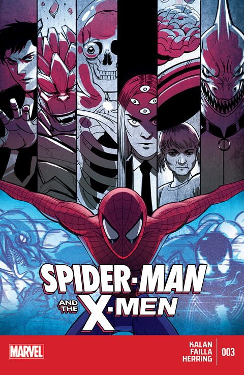 Spider-Man & The X-Men #3 Free Download