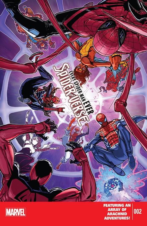 Spider-Verse #1 – 2 2014-2015)