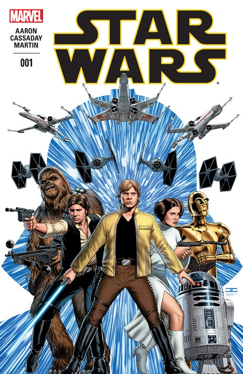 Star Wars #001 Free Download