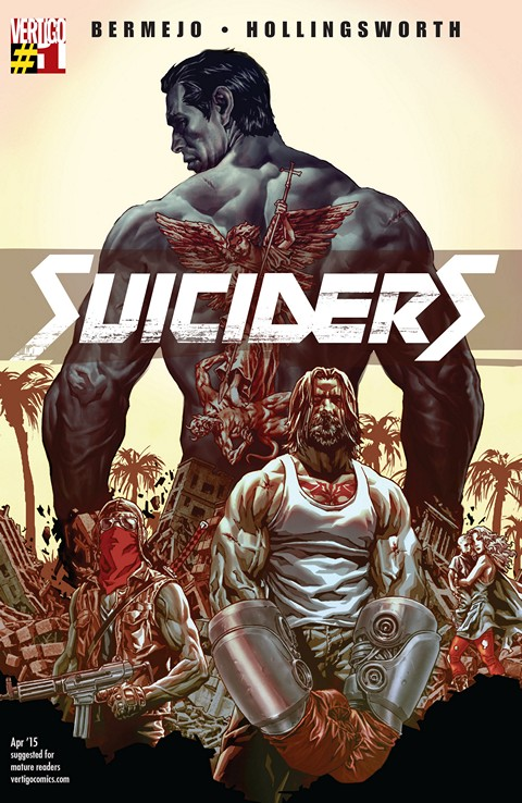 Suiciders #1 Free Download