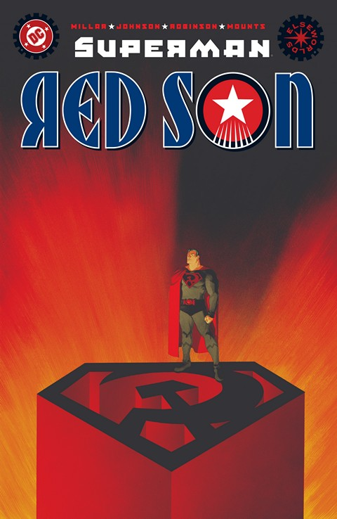 Superman – Red Son #1 – 3 (2003)