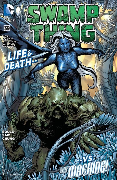 Swamp Thing #39 Free Download