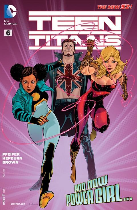 Teen Titans 001-006 Free Download