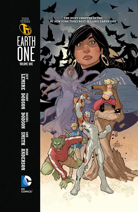 Teen Titans – Earth One Free Download