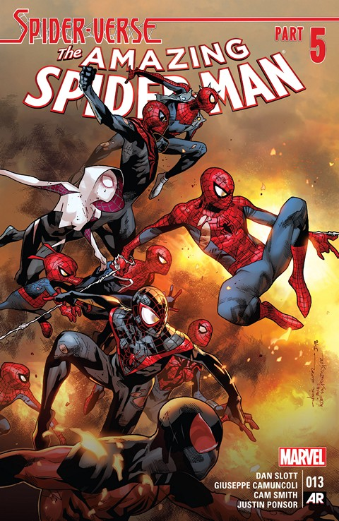 The Amazing Spider-Man #013 Free Download