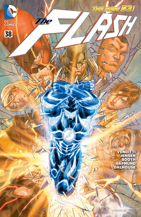 The Flash #038 Free Download