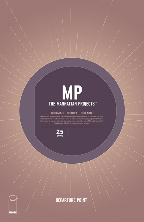The Manhattan Projects collection