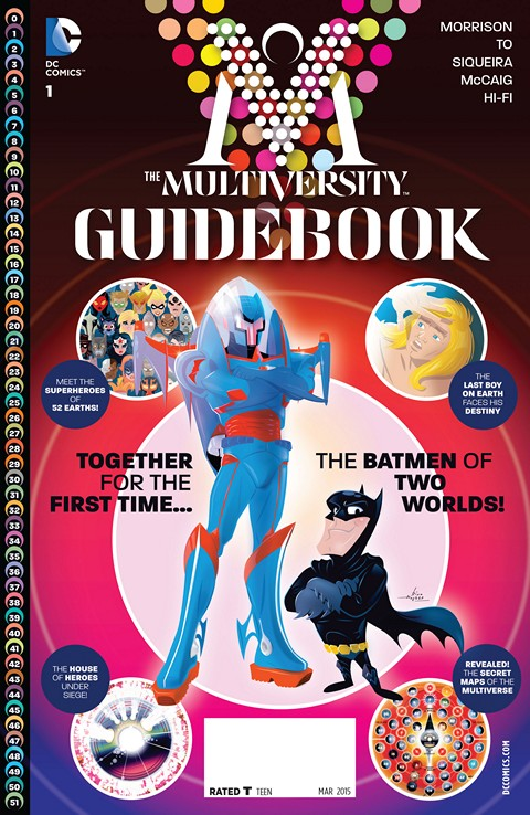 The Multiversity – Guidebook #1 (2015)