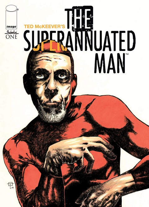 The Superannuated Man #1 – 6 (2014-2015)