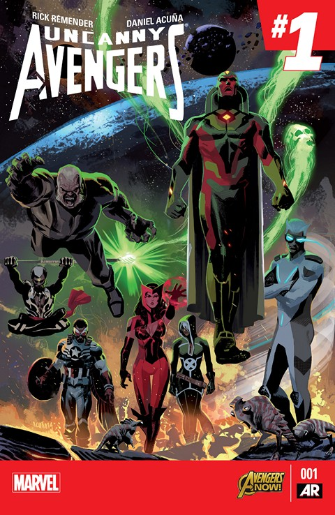 Uncanny Avengers #1 Free Download